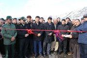 بهرهبرداری از ۱۴ کیلومتر راه روستایی در شهرستان مهاباد