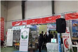برپایی غرفه محیط زیست در نمایشگاه دستاوردهای چهل ساله انقلاب اسلامی شهرستان ملارد