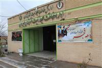 برگزاری آیین بزرگداشت سالگرد پیروزی انقلاب و ایام فاطمیه در اداره حفاظت محیط زیست شهرستان سیرجان