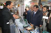 حضور اداره کل حفاظت محیط زیست کهگیلویه و بویراحمد در نمایشگاه دستاوردهای چهل ساله انقلاب اسلامی و تقدیراستاندار از این اقدامات