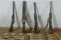 دستگیری چهار متخلف شکار در سیاهکل