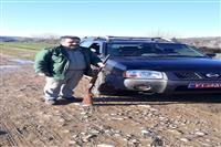 دستگیری شکارچی غیرمجاز و جمع آوری دام هوایی در ساری