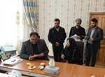 ملاقات مردمی شهردار ارومیه با شهروندان