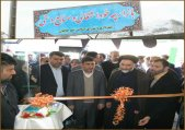 افتتاح بازارچه خود اشتغالی در شهر طالقان توسط استاندار البرز