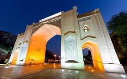 قرآن گذاری دروازه قرآن همزمان با ۲۲ بهمن ماه