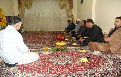 مدیرعامل شرکت آب منطقه ای کرمانشاه در دیدار با خانواده های معزز شهداء و ایثارگران عنوان کرد: