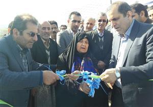 بهره مندی بالغ بر ۸۰۰ خانوار روستای« امره» ساری از آب آشامیدنی سالم