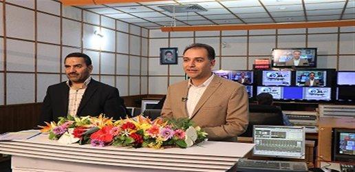 حضور مدیر عامل شرکت آبفای شهری استان سمنان در صدا و سیما ی مرکزاستان سمنان