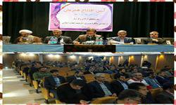 طرح های عمرانی برق رسانی شهرستان های گرمسار و آرادان افتتاح شدند