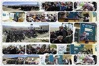 مراسم روز جهانی تالابها در بخش ارژن شهرستان شیراز برگزار شد