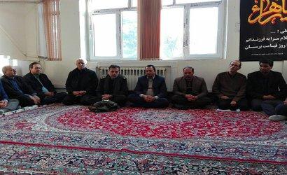 مراسم گرامیداشت یاد و خاطره شهید رزاقی