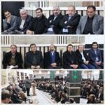 دیدار رئیس و اعضای شورای اسلامی شهر و شهردار ارومیه با شهروندان منطقه ۳ برگزار شد.