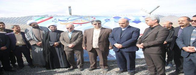 پروژه آبرسانی به روستای سوار آباد شهرستان اراک با حضور نمایندگان مجلس و فرماندار اراک  به بهره برداری رسید.