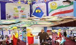 حضور شرکت توزیع برق استان سمنان در نمایشگاه دستاوردهای انقلاب اسلامی