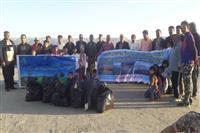 مراسم گرامیداشت روز جهانی تالاب در لارستان فارس برگزار شد