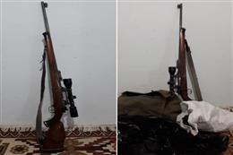 دستگیری شکارچی غیرمجاز در شهرستان علیآباد کتول