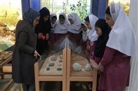 بازدید دانش آموزان لنگرودی از موزه حیات وحش اداره کل حفاظت حیط زیست گیلان به مناسبت روز جهانی تالاب ها