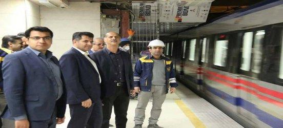 رئیس کمیسیون عمران، حمل و نقل و ترافیک: ایستگاه امام حسین(ع) بزودی به خط یک مترو شیراز اضافه میشود