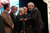 وزارت نیرو غرفه برتر نمایشگاه ملی دستاوردهای انقلاب اسلامی و دفاع مقدس شد