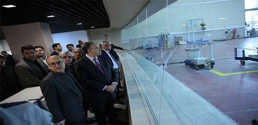 بازدید وزیر برق عراق از آزمایشگاههای پیشرفته ایران در پژوهش...