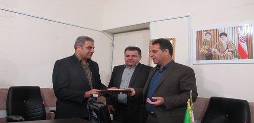 سرپرست نمایندگی منابع آب شهرستان باشت معرفی شد