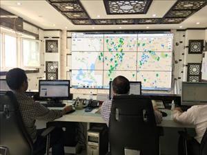 با هشدار به موقع مرکز مانیتورینگ سازمان آب و برق خوزستان از وقوع سیل در حوضه دز جلوگیری شد