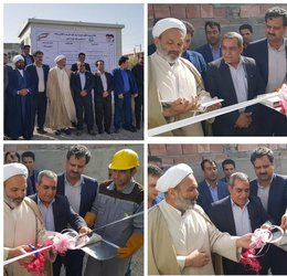 پروژه های افتتاح شده توسط شرکت توزیع نیروی برق جنوب استان کرمان به مناسبت چهلمین سالگرد پیروزی انقلاب اسلامی