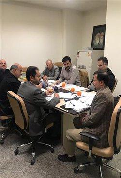 ادامه نشست های کارگروه های تخصصی شورای مرکزی در دفتر تدوین مقررات ملی ساختمان