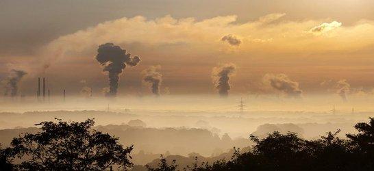 آلودگی هوا و تاثیرات فرامرزی