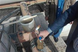 رئیس اداره حفاظت محیط زیست شهرستان بهارستان: پایش عملکرد ۷ واحدهای صنعتی تولیدی با نمونه برداری از خروجی فاضلاب