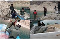 ۳ نفر صیاد متخلف در شهرستان اردل دستگیر شدند