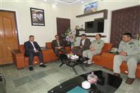 سرپرست جدید نمایندگی حفاظت محیط زیست شهرستان سربیشه منصوب شد