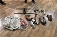باند شکاروصید هوبره به دام مامورین یگان حفاظت محیط زیست شهرستان سیرجان افتادند
