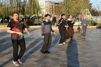 برگزاری ورزش صبحگاهی کارکنان اداره کل حفاظت محیط زیست مازندران