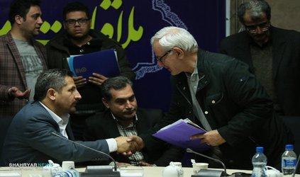 گزارش تصویری:دیدار مردمی شهردار تبریز