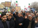 حضور شهردار ارومیه به همراه پرسنل شهرداری در راهپیمایی ۲۲بهمن ۹۷+ گزارش تصویری