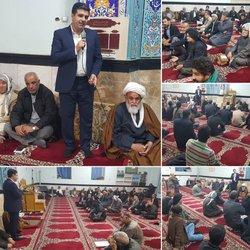 ملاقات های مردمی شهردار خرمشهر در مساجد و حسینیه ها