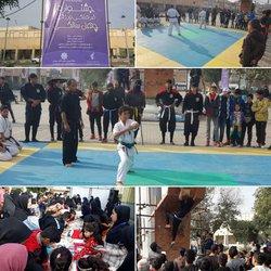 برگزاری جشنواره فرهنگی ورزشی چهل سالگی در روز راهپیمایی ۲۲ بهمن توسط شهرداری خرمشهر