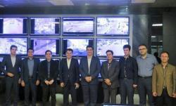 راه اندازی سامانه هوشمند پایش تقاطعات در مرکز کنترل ترافیک شهرداری شیراز
