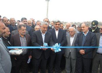 نامگذاری مجتمع آبرسانی روستایی ترشایه شهرستان رودسر به نام شهید فتح الله توانا