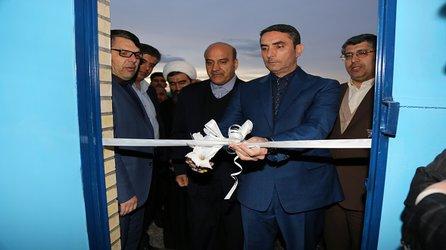 همزمان با چهلمین سالگرد پیروزی انقلاب اسلامی  بهره برداری از ۶ پروژه درشرکت آب وفاضلاب استان مرکزی