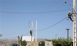 دو پروژه عمرانی برق رسانی در شهرستان مهدیشهر بهره برداری شد