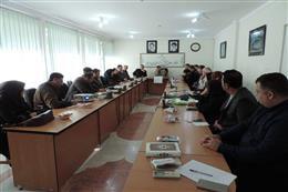 جلسه هم اندیشی مدیرکل حفاظت محیط زیست استان گلستان با تشکل های زیست محیطی و منابع طبیعی