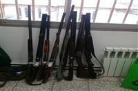 دستگیری هشت شکارچی غیرمجاز در آمل