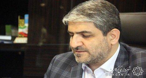 پیام تسلیت شهردار گرگان به مناسبت شهادت پاسداران حریم امنیت کشور