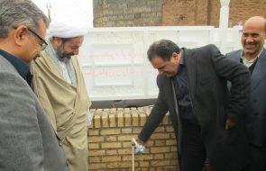 افتتاح پروژه های روستاهای بروغن و شهر آباد داورزن با حضور نمایندگان مجلس