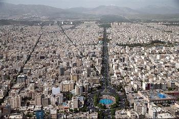 بیش از ۱۲ درصد مساحت تهران روی گسل زلزله قرار دارد