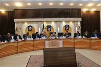 تصویب کلیات سند جامع گرد و غبار استان کرمان درجلسه شورای برنامه ریزی و توسعه استان