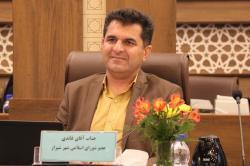 بهسازی بلوار خلیج فارس، پروژهای برای ساماندهی چهره ورودی شرق شیراز است