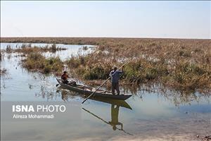 بهرهگیری از سیلاب برای احیای تالابها و مهار عرصههای ریزگرد خوزستان
